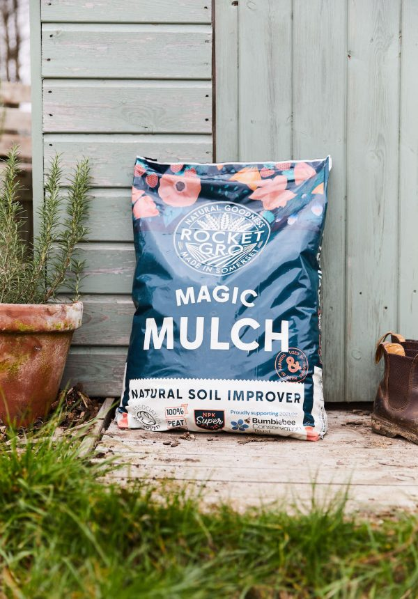 Magic Mulch 50L, RocketGro