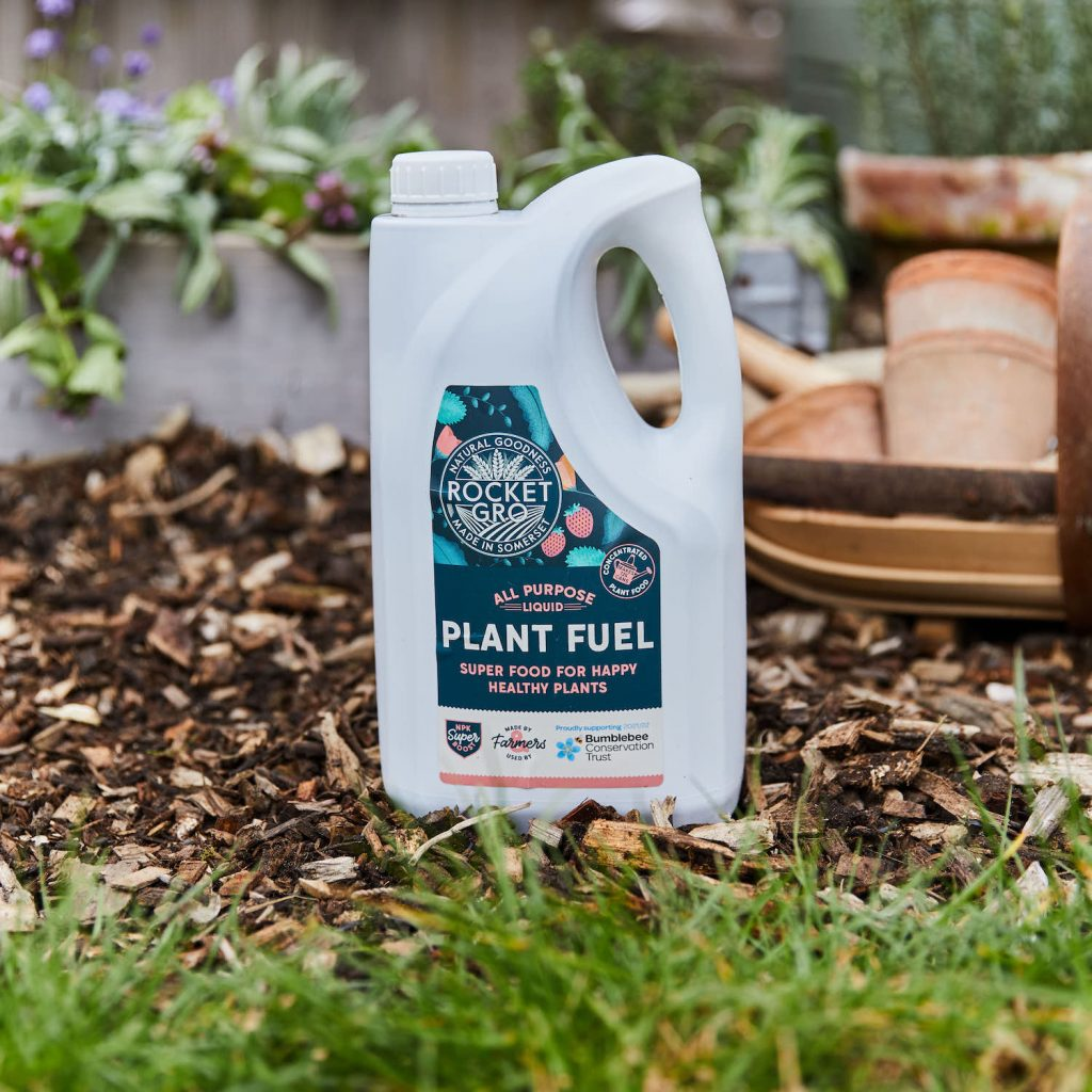 Plant Fuel, organic feed for your garden plants